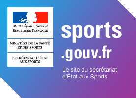 Site institutionnel du Sport en France